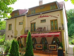 Penzion a Restaurace Ambrózia Miskolctapolca