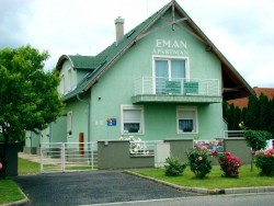 Apartmánový dům EMAN Bükfürdő