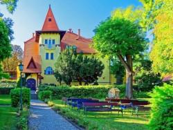 Fried Zámecký Hotel a Restaurace Simontornya