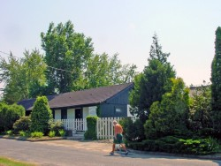 Tornácos Ház - Letní apartmánový dům Hegykő