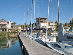 Silver Yacht Club - lodní přístav Balatonfüred Balatonfüred