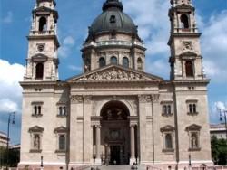 Bazilika svatého Štěpána - Budapest Budapešť