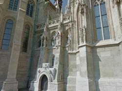 Budínský hrad - Budapest Budapešť