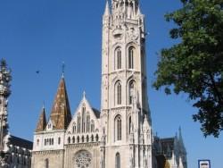 Kostel sv. Mateja - Budapešť Budapešť
