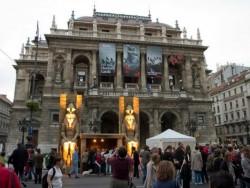 Maďarská státní opera - Budapešť Budapešť
