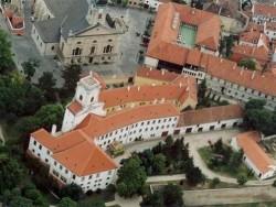 Biskupský hrad a Biskupský palác - Győr Győr