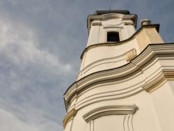 Gréckokatolícky (srbský) kostel - Győr