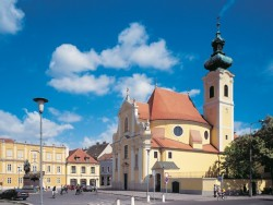Karmelitánsky kostel - Győr Győr