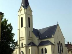 Kostel reformované církve - Győr