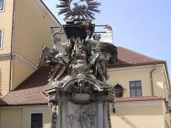 Socha archy úmluvy - Győr Győr