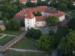 Hrad Nádasdy - Sárvár