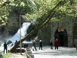 Jaskyně Anna Lillafüred
