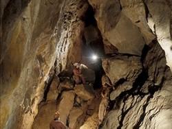 Jeskyně Csodabogyós  Balatonederics