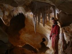 Jaskyně Pál-völgy Budapešť