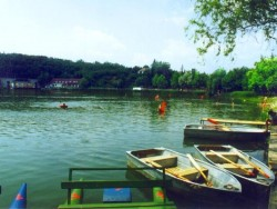 Jezero Bánk Bánk
