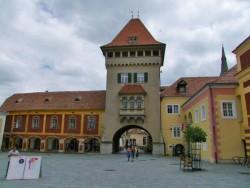 Kőszeg – Brána hrdinů Kőszeg