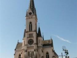 Kostel Ježíšova srdce - Kőszeg Kőszeg