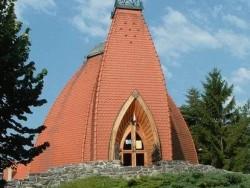 Kostel reformované církve - Kőszeg