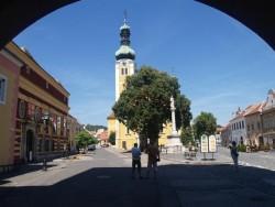 Kostel sv. Emericha (Starý kostel) - Kőszeg Kőszeg