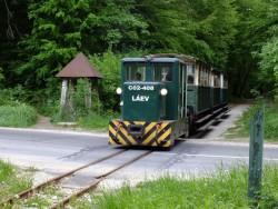 Lesná železnice - Lillafüred - Miskolc Miskolc