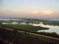 Nauční ekoturistický vodní chodník u jezera Tisza - Poroszló Poroszló