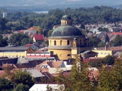 Kostel sv. Anny (Kulatý kostel) - Ostrihom (Esztergom) Ostrihom