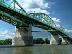 Most Márie Valérie - Ostřihom (Esztergom) Ostrihom