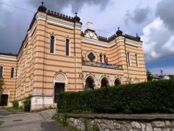 Synagoga - Ostřihom Ostrihom