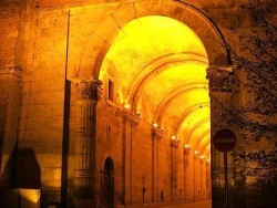 Tmavá brána (tunel) - Ostřihom Ostrihom