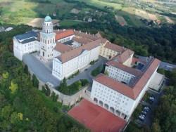 Benediktínské opátství a bezprostřední přírodní okolí - Pannonhalma Pannonhalma