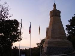 Francouzský pomník - Pécs  Pécs