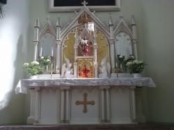 Římsko-katolický kostel - Kőröshegy