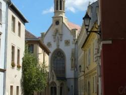 Kostel uršulíniek - Sopron Sopron