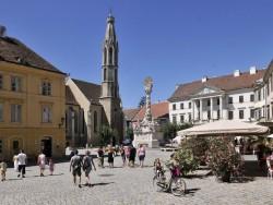 Kozí kostel - Sopron Sopron