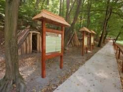 Lesní muzeum ve volné přírodě - Szilvásvárad Szilvásvárad