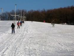 Szilvásvárad - Sí skicentrum Szilvásvárad