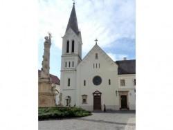Františkánský kostel - Veszprém Veszprém