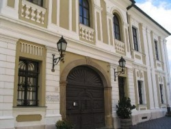 Körmendyho dom (Panónska univerzita) - Veszprém Veszprém