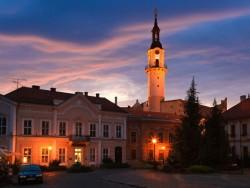 Požární věž - Veszprém Veszprém