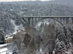 Údolní most sv. Štefana (Viadukt) - Veszprém Veszprém