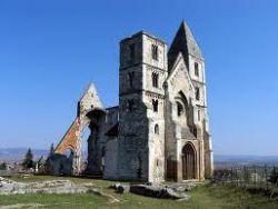 Bývalý kostel a klášter Premonstrátů - Zsámbék Zsámbék