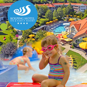 Kolping Hotel Spa & Family Resort ****