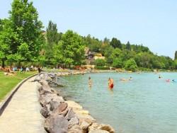 Pláž Átrium Strand Tihany Tihany