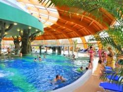 Hungarospa – Aqua Palace Kryté zážitkové lázně