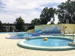 Zážitkové kúpele Balatonszemes Balatonszemes