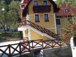Celoroční pobyty se vstupenkou do lázní Lillafüred