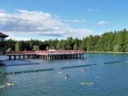 Pobyt FIT se vstupem na termální jezero Hévíz