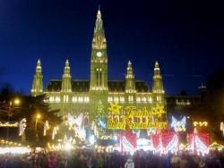 Advent s výletem do Vídně 11