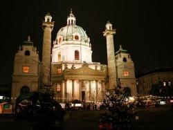Advent s výletem do Vídně 13