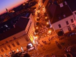 Aktivní odpočinek v Győru, Győr